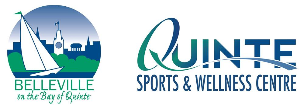 City and Quinte Sports and Wellness Centre Logo